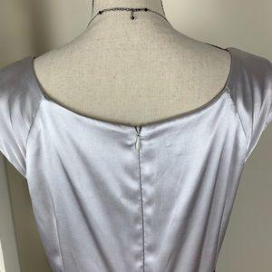 London Times Dresses - London Times Woman Black/Silver Cocktail  Dress
